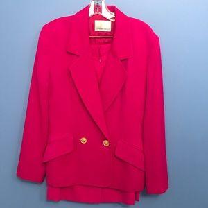 Dana Buchman Suit